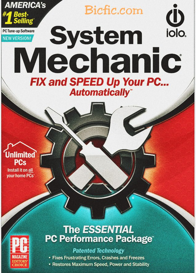 Iolo System Mechanic 17 5 1 43 Crack Is Here Lifetime
