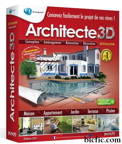 Architect 3d Garden And Exterior 20: Avanquest Architect 3D Ultimate Plus 2017 19.0.8.1022