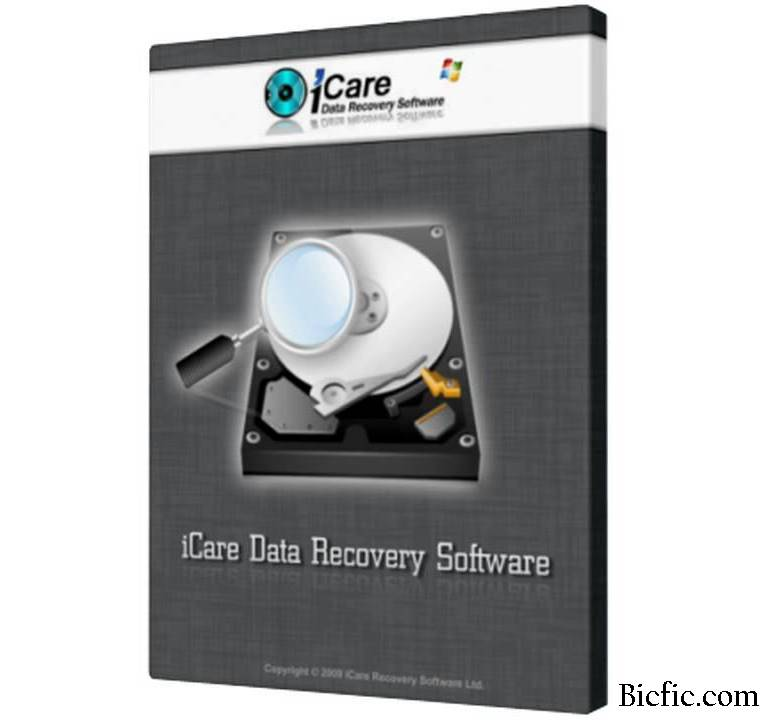 iCare Data Recovery Pro 8.0.6.0 Crack is Here ! | Lifetime Version - BicFic